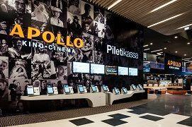 Apollo raamatupood Tallinnas Solarises