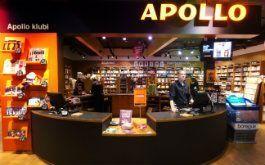 Lõunakeskuse Apollo raamatupood