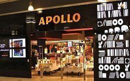 Kaubamaja Apollo raamatupood