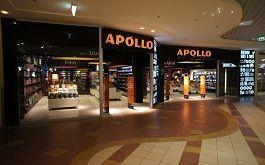 Ülemiste Apollo raamatukauplus Tallinnas