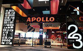 Pärnu keskuse Apollo raamatupood