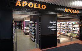 Uku keskuse Apollo raamatupood
