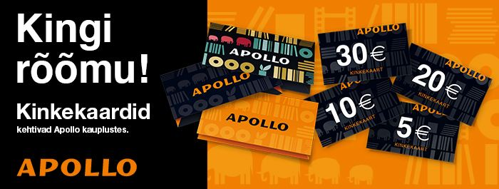 APOLLO Kinkekaardid